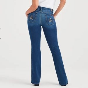 7 For All Mankind A Pocket Jeans Size 29 Long